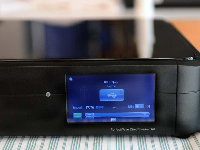 PS Audio  PerfectWave PS Audio Direct Stream DAC