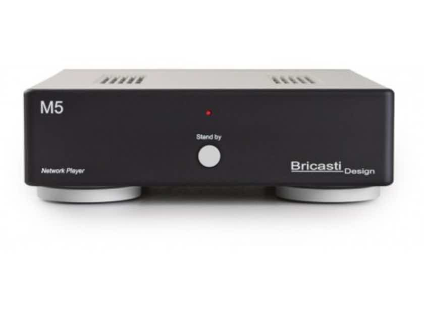 Bricasti Design M5 Network Player- NEW