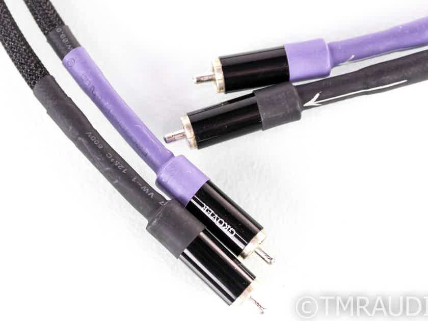 Grover Empress + RCA Cables; 1m Pair Interconnects (19909)