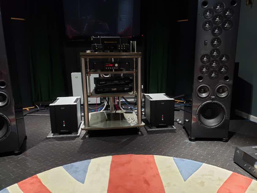Tekton Ulfberht BE (Beryllium) Speakers - Mint!