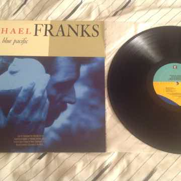 Michael Franks Blue Pacific Walter Becker Producer 3 Tr...