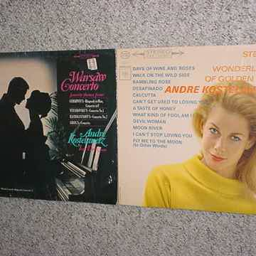 Warsaw concerto & Golden hits in shrink