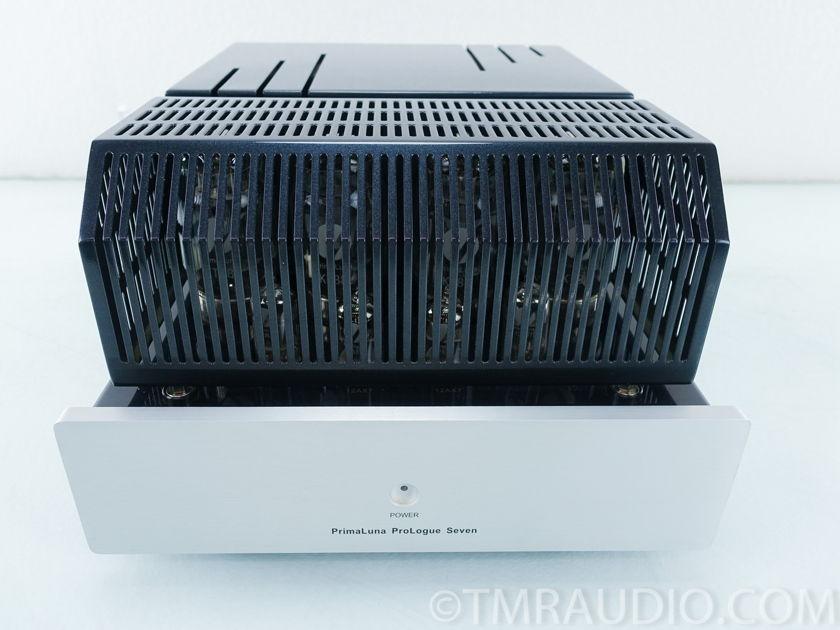 PrimaLuna ProLogue Seven Tube Mono Power Amplifiers (9249)