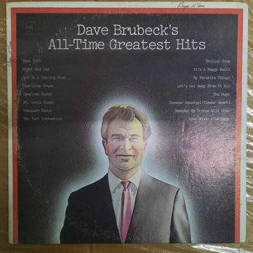 Dave Brubeck Dave Brubeck's All-Time Greatest Hits