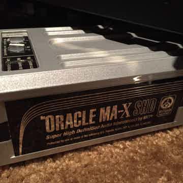 Oracle MA-X SHD