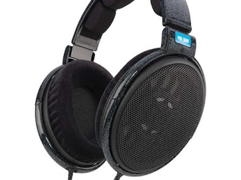 Sennheiser HD 600 Over-Ear Headphones; HD-600 (New) (20329)