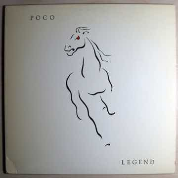 Poco - Legend 1978 NM- Vinyl LP ABC Records AA-1099