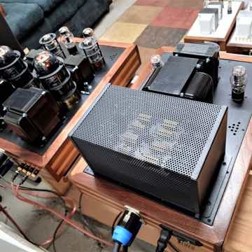 Aric Audio Super 211 SET
