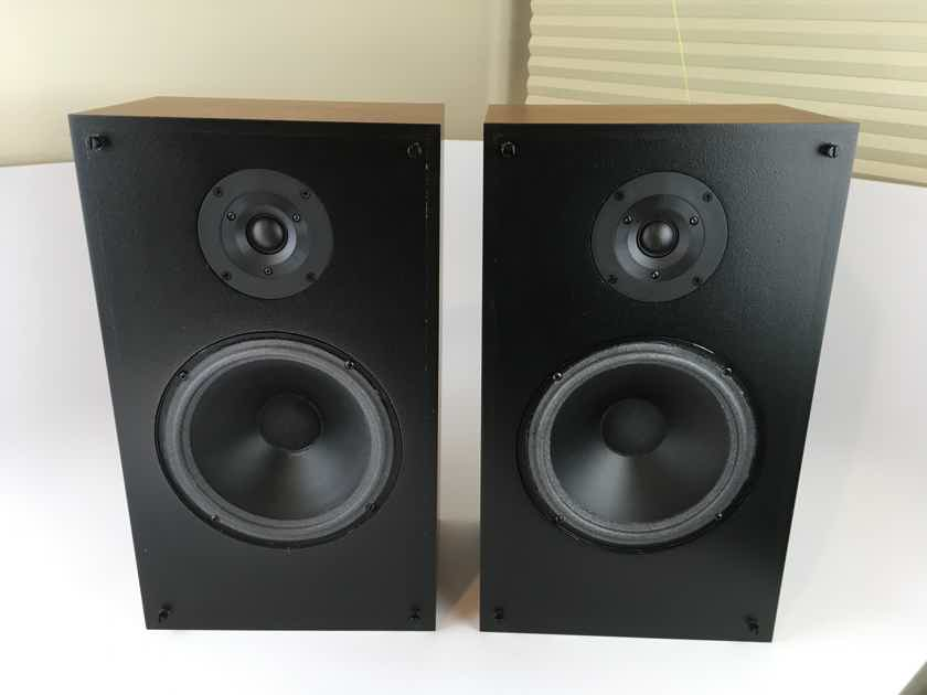 Snell Type K mkII Vintage Speakers, Restored and Perfect