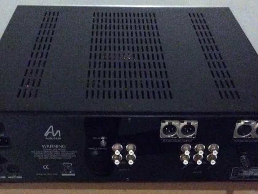 Audio Note Uk  M6 Line Balanced Preamplifier MK3