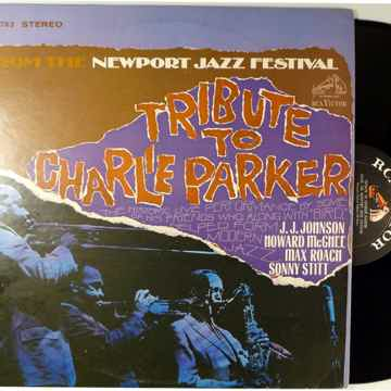 TRIBUTE TO CHARLIE PARKER FROM THE NEWPORT JAZZ FESTIVA...