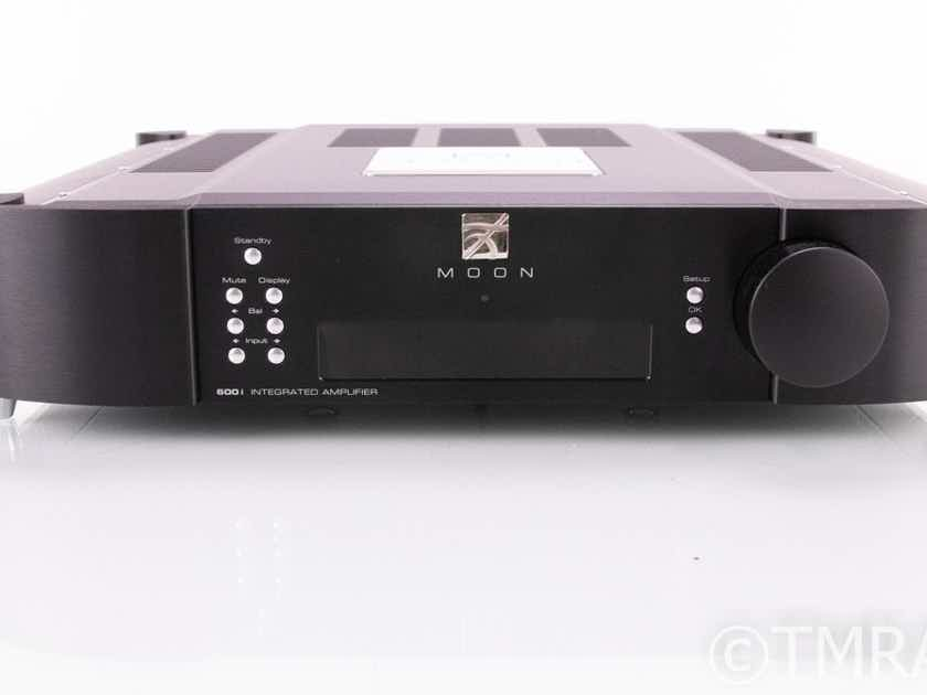 Simaudio Moon 600i Stereo Integrated Amplifier; Remote (19023)