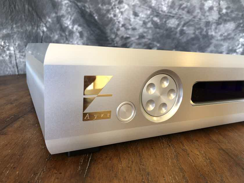 Ayre Acoustics KX-R Twenty Reference Dual Mono Preamplifier CLASS A