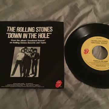 The Rolling Stones  Emotional Rescue 45 With Picture Sl...