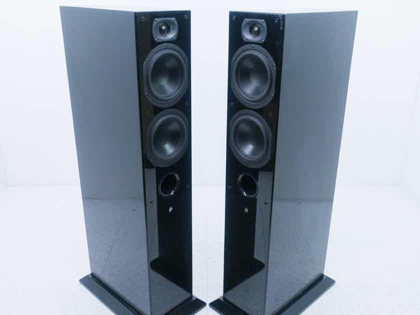 Aperion Audio Intimus 6T Floorstanding Piano Black Pair (15237)