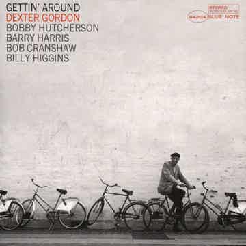 Dexter Gordon Gettin' Around 45 rpm 2 LPs