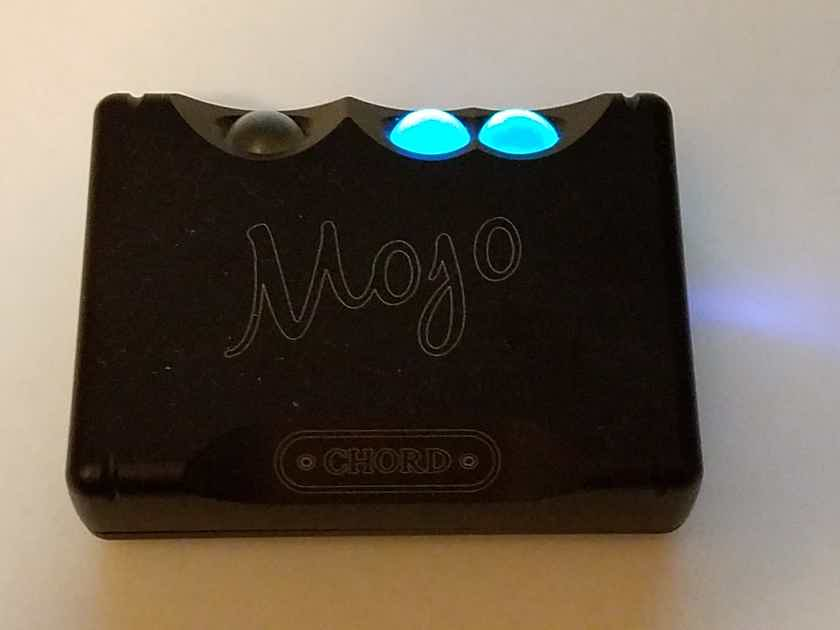 Chord Electronics Ltd. Mojo  Portable DAC/Amp