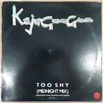 Kajagoogoo - Too Shy (Midnight Mix)  NM- VINYL SINGLE 1...