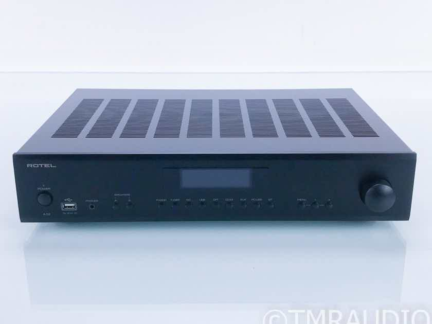 Rotel A12 Stereo Integrated Amplifier MM Phono (16784)