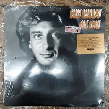 Barry Manilow - One Voice ORIGINAL 1979 SEALED VINYL LP...