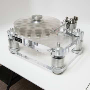 Basis Audio 2500 Diamond Signature turntable + Vector 4...