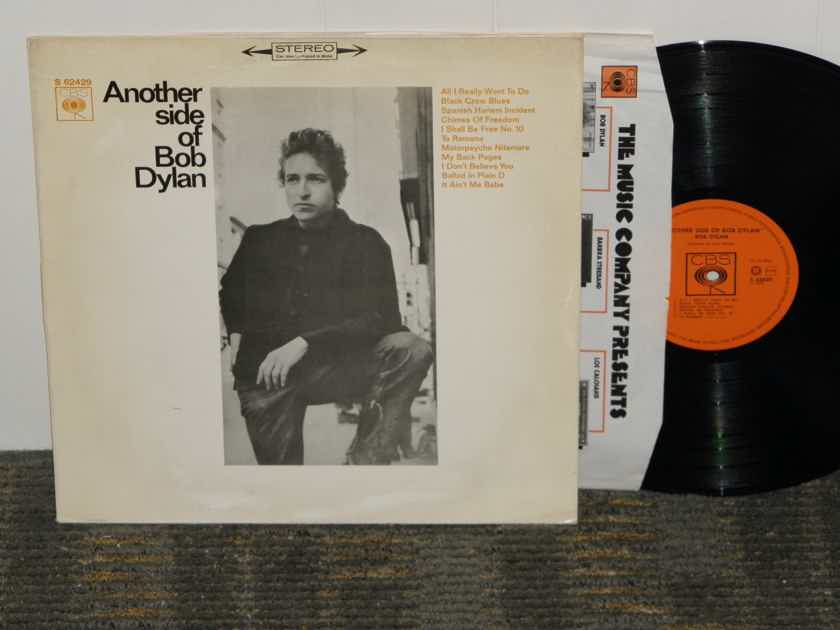 "Bob Dylan - ""Another Side Of Bob Dylan"" Import copy w/60'ies label Holland Pressing"