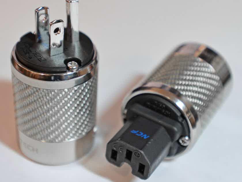 Furutech FI-50 NCF Plug & IEC Set