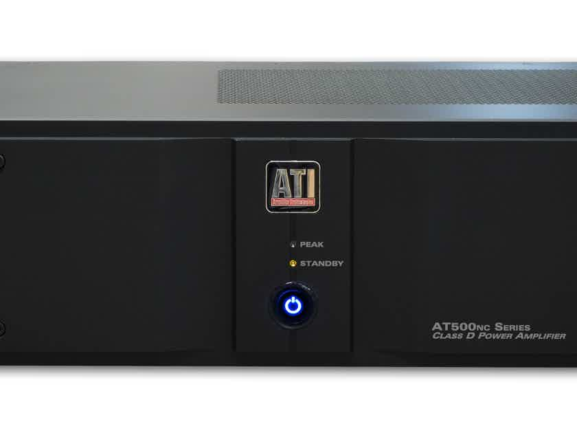 ATI AT544NC 4-channel Amplifier (500W RMS per channel)
