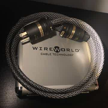Wireworld Platinum Electra 7 (5ft) Pure Silver Power Ca...
