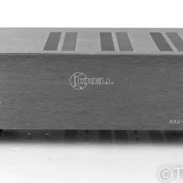 KAV-250a/3 3 Channel Power Amplifier
