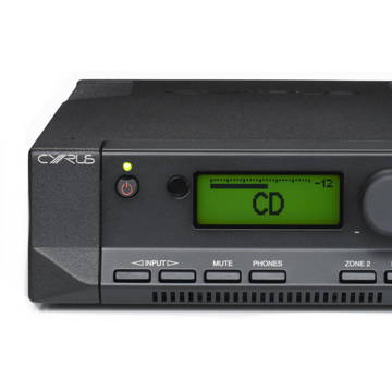 CYRUS 6a Integrated Amplifier: Full Warranty;