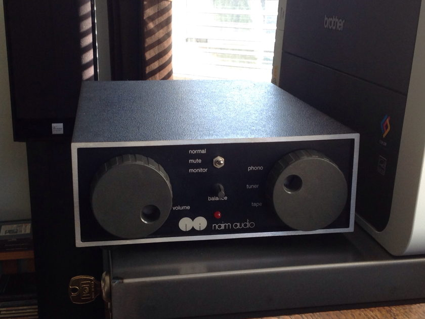 Naim Audio NAC-42 With original box and collectible SN - Reduced