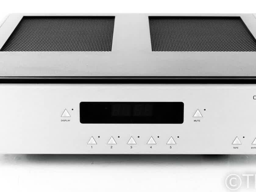 Aesthetix Calypso Stereo Tube Preamplifier; Remote (22498)