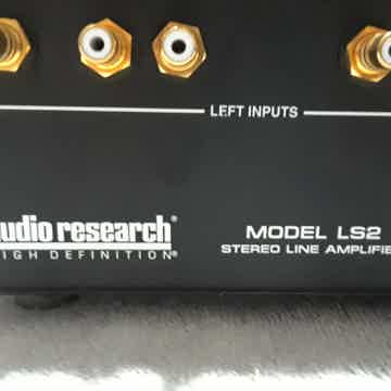 Audio Research LS-2