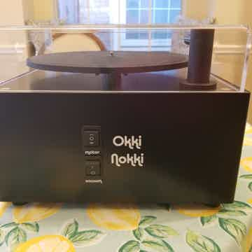 Okki Nokki Record Cleaning Machine Mk II