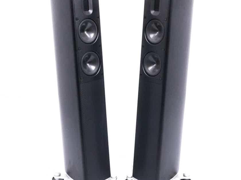 Scansonic MB 2.5 Floorstanding Speakers; MB-2.5; Black Pair (21876)