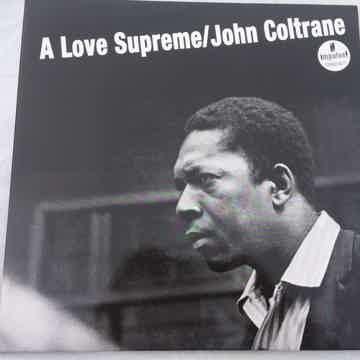 John Coltrane A Love Supreme Speakers Corner