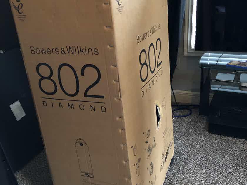 B&W (Bowers & Wilkins) 802D