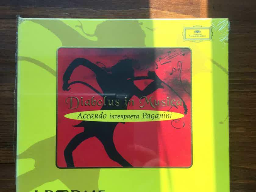 Salvatore Accardo - Diabolus In Musica  XRCD/ LPCD