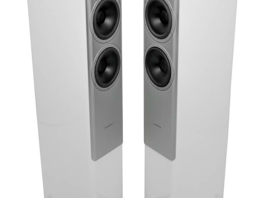 Dynaudio Contour 30 Floorstanding Speakers; High Gloss White Pair (25503)