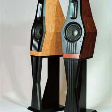 Lawrence Audio  Mandolin Monitor Speakers