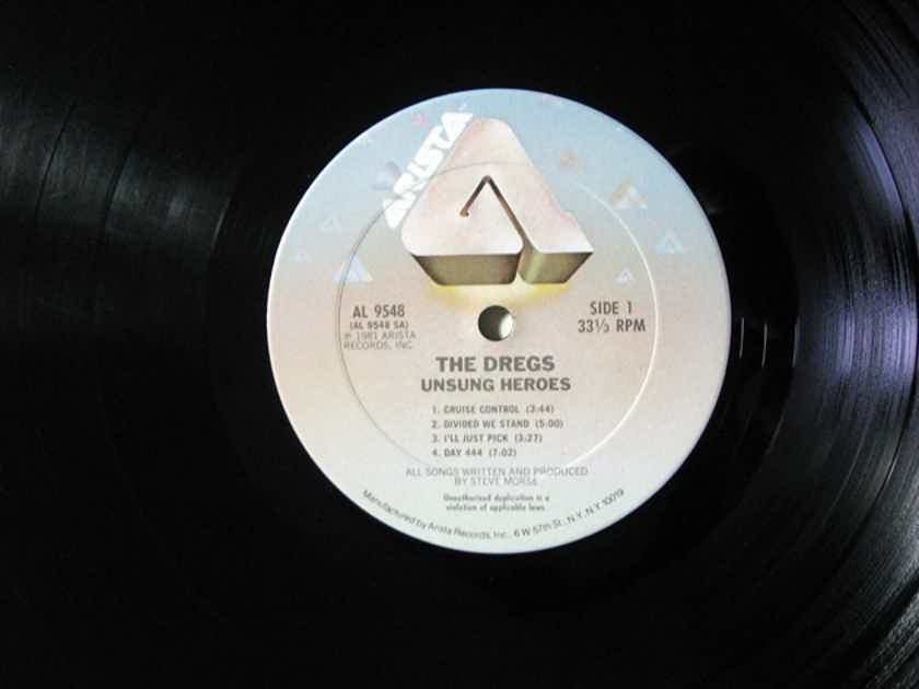 The Dregs - Unsung Heroes  - 1981 Arista ‎AL 9548