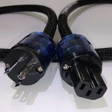 12 awg Silver Power Cable