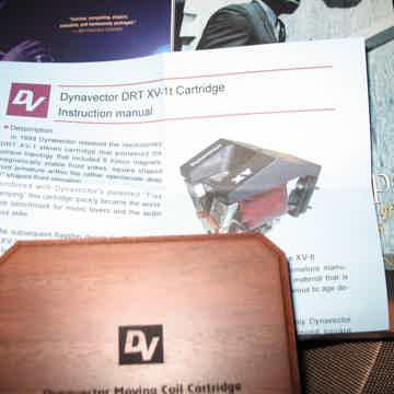 Dynavector DRT XV-1T