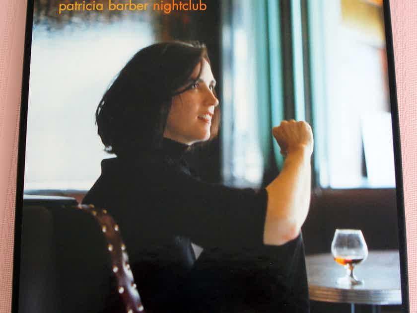 Patricia Barber NIGHTCLUB MFSL 45rpm 2x180 gram LP MINT CONDITION!