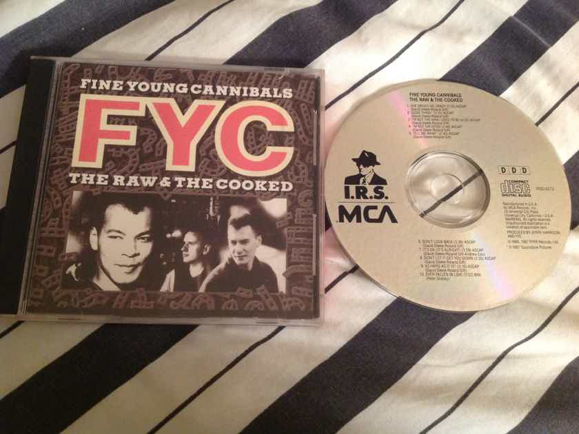 Fine Young Cannibals The Raw & The Cooked