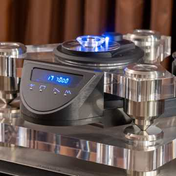 Metronome Calypso Reference CD Turntable Transport