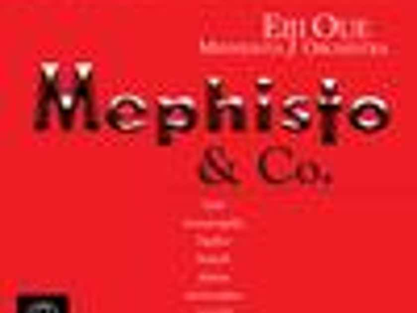 Mephisto & Co Eiji Oue - Reference Recordings