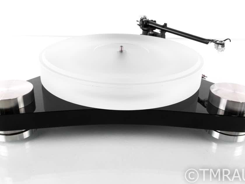 "Scheu Analogue Diamond Turntable; Scheu 9"" Tonearm; Benz Micro Silver Cartridge (21631)"