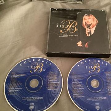 Barbra Streisand The Concert